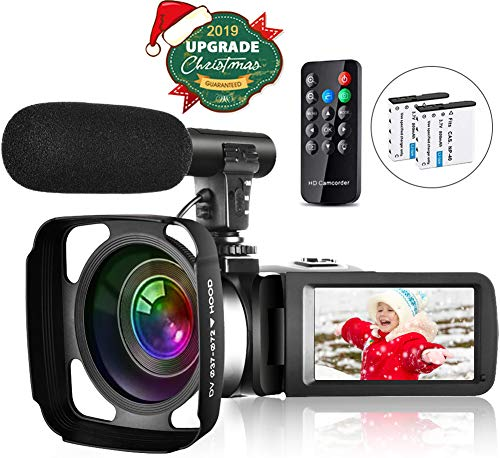 Video Camera Camcorder Vlogging