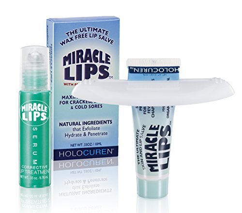 Miracle Lips Miracle Lips Salve & Serum Combination Pack