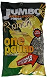 JUMBO Sunflower Seeds, Ranch, 16-Ounce (Pack of 6)