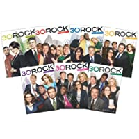 30 Rock The Complete Series Seasons 1-7 DVD Bundle