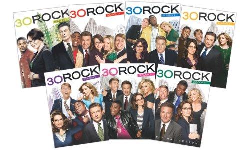 - 30 Rock: The Complete Series (Seasons 1-7 Bundle)