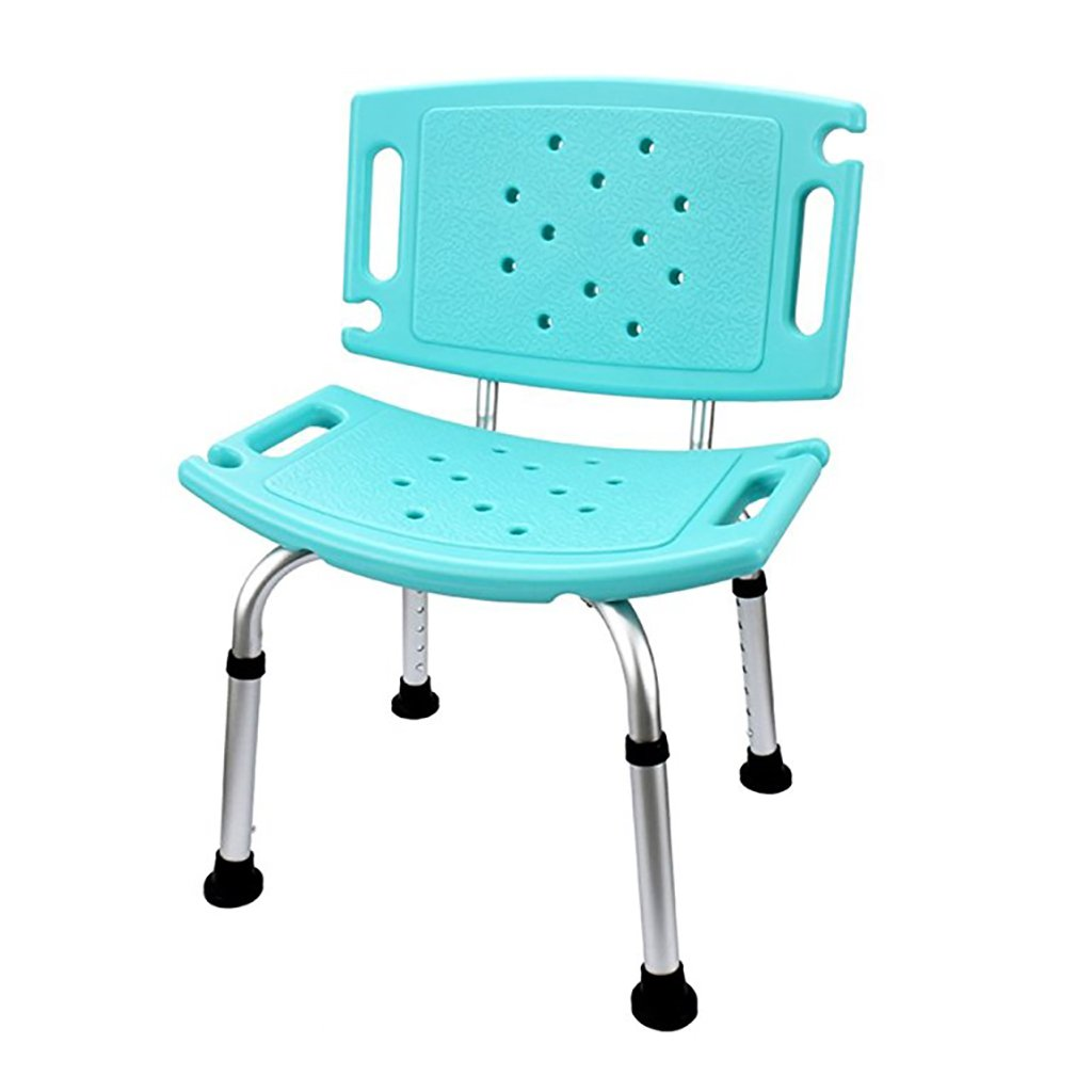 Tabourets de douche - baignoire Tabouret de siège de douche Femmes enceintes - personnes âgées - handicapées Tapis anti-
