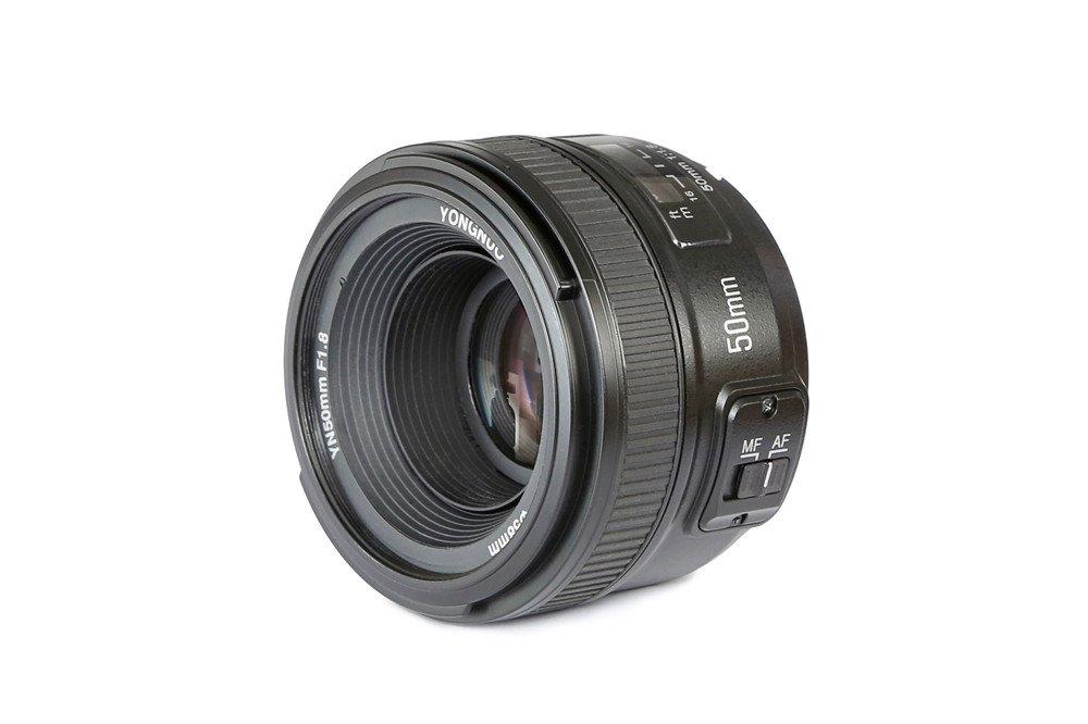 YONGNUO YN 50 mm F1,8N lente principal estándar (xmp)