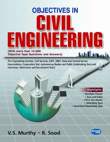 Pdf type answers objective engineering civil questions