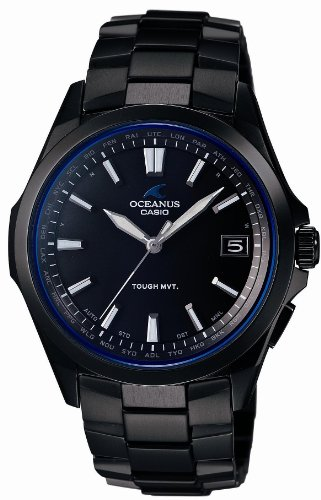 Casio Watch OCEANUS CLASSIC LINETough Movement Smart Access MULTIBAND6 Radio controlled OCWS100B1AJF Men's (Japan Import)