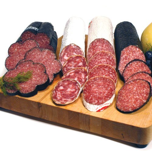 Salami Snack Collection - 4 x 1 lb assorted