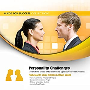 Personality Challenges Audiobook