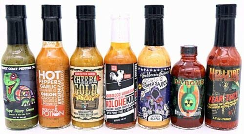 Hot Ones Season 8 - Best Selling Hot Sauces Combo Pack