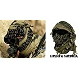 Shemagh keffieh cheche US Army - Foulard Palestinien - Airsoft Paintball Outdoor