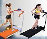 Goplus New Folding Electric Treadmill Portable Sports Fitness Home Workout