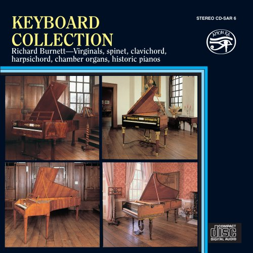 (Keyboard Collection: Virginals, Spinet, Clavichord, Harpsichord, Chamber Organs, Historic Pianos)