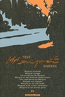 Tout Maigret - Omnibus 07 : par Simenon