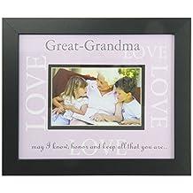 The Grandparent Gift Great-Grandma Love Frame
