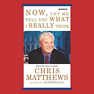 Now, Let Me Tell You What I Really Think Audiobook