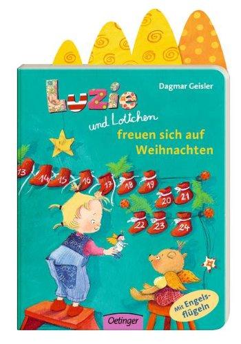 Luzie und Lottchen freuen sich auf Weihnachten