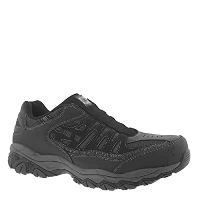 b234a94f3d56 Amazon.com  Skechers 77161 Men s Work  Crankton Ebbitt Steel Toe ...