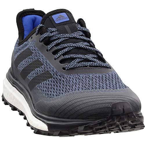 adidas Mens Response Trail Running Athletic Black 9