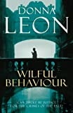 Front cover for the book Wilful Behaviour by Donna Leon