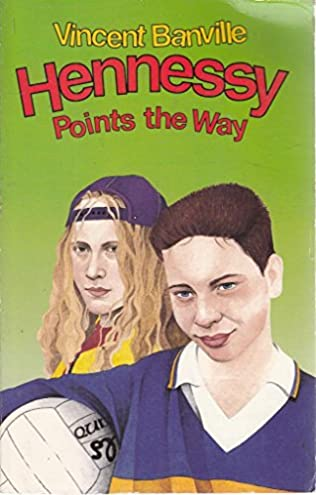 book cover of Hennessy Points the Way