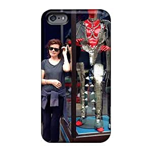 Shock Absorbent Hard Phone Case For Iphone 6 With Custom Lifelike Grateful Dead Series DrawsBriscoe