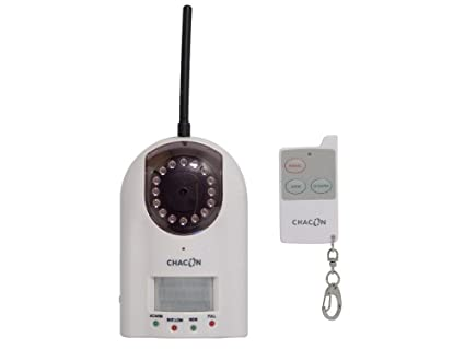 Chacon 34910 - Detector de movimiento/grabador