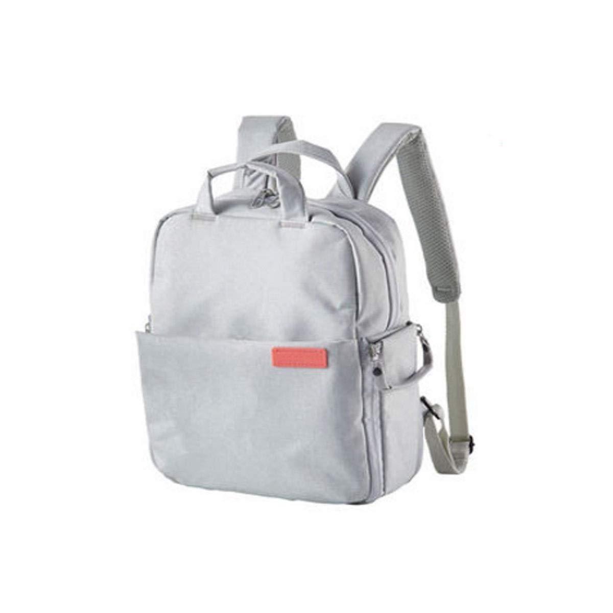 カメラバッグ、ファッションユースバックパック、防水および防湿多目的旅行用、ブラック (Color : Gray 7)   B07R4VW3SB
