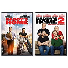 Included:  Daddy's Home (2015) Daddy's Home 2 (2017)