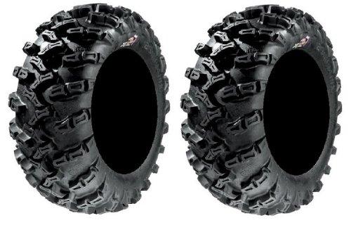 Pair Reaper Radial Tires 25x8 12
