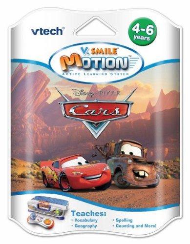 VTech V-Motion Smartridge: Cars
