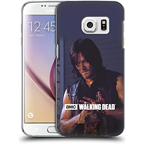 Official AMC The Walking Dead Daryl Filtered Characters Hard Back Case for Samsung Galaxy S7 Sales