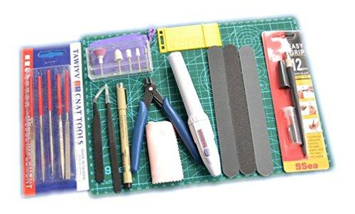 Modeler Basic Tools Craft Set Kit for Gu