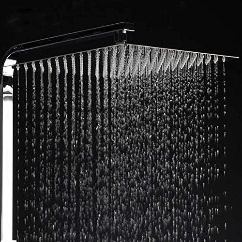 ZY-YY レインシャワーヘッドセット滝の蛇口Tapwareシステムと水栓新しいバスシャワーミキサー浴室のシャワーの蛇口タップシャワー