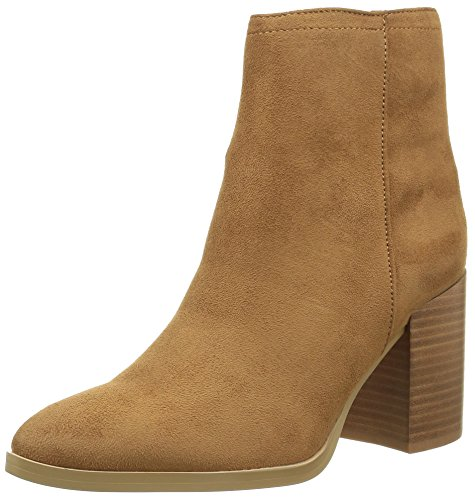 Buffalo Shoes B006a-58 S0008f IMI Suede, Botines Para Mujer Beige (CAMEL)