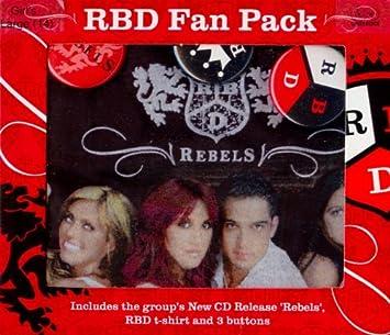BAIXAR VIDEOS RBD REBELDE