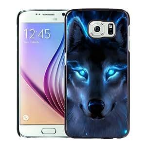 Individualization WOLF 1 Black Samsung Galaxy S6 G9200 Phone Case