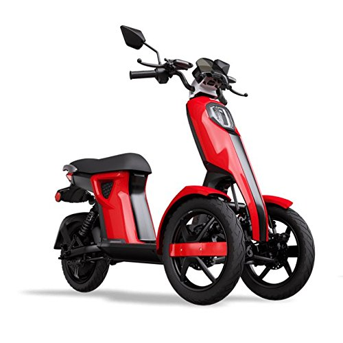 iTango Scooter electrico Adulto Innovative Design - Patinete ...