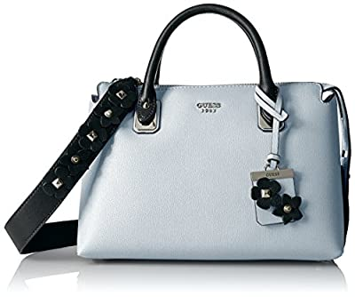 GUESS-Liya-Satchel--White-Multi