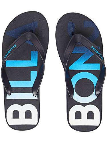 Billabong All Day Prints, chanclas para hombre Azul (Blue)