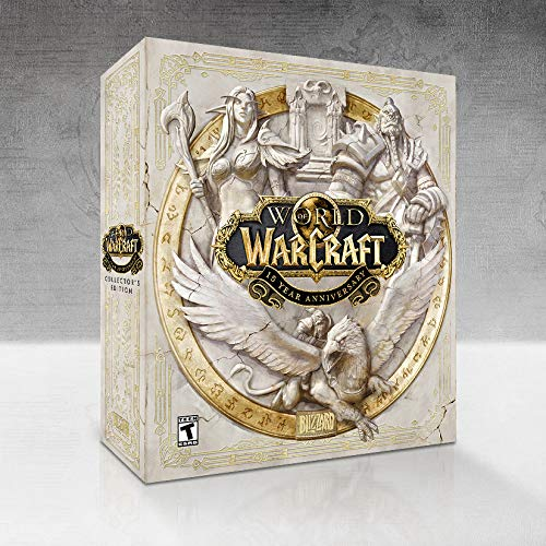 World Of Warcraft: 15th Anniversary Collector's Edition – PC Collector Edition