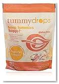 Tummydrops Ginger (bag of 30 individually wrapped drops)