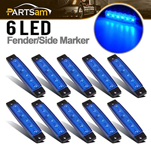 Best led marker lights trailer blue to buy in 2019