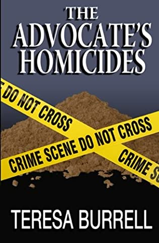 book cover of The Advocate\'s Homicides