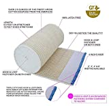 GT Cotton Elastic Bandage with Hook and Loop