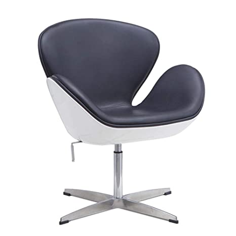 Swell Amazon Com Ljha Pu Surrounded Comfortable Office Chair Bralicious Painted Fabric Chair Ideas Braliciousco