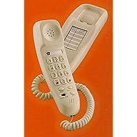 Durabrand Trim Phone, White, Desk or Wall Mountable