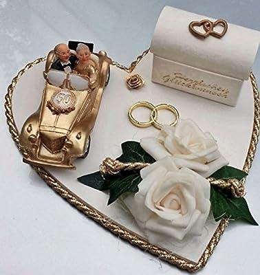 Geldgeschenk Verpackung Goldene Hochzeit Geld Verschenken