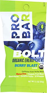 product image for Probar (NOT A CASE) Bolt Organic Energy Chews Berry Blast