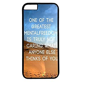 Best Diy iPhone 6 plus case cover ,Unique design and high quality protective silicone iPhone 6 plus case cover , pc material,black cover ,with RNf6QWBjC3b next step to real happiness