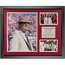 """Legends Never Die Paul 'Bear' Bryant Framed Photo Collage, 16"""" x 20"""""""