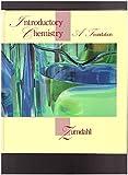 Introductory Chemistry : A Foundation, Zumdahl, Steven S., 0669220094